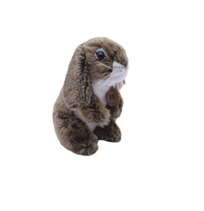 Мягкая игрушка Anna Club Plush Кролик стоит, коричневый 25 см