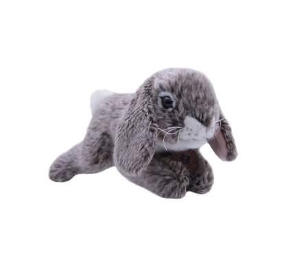 Мягкая игрушка Anna Club Plush Кролик лежит, серый 25 см