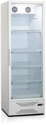 Холодильная витрина Бирюса Б-460DNQ White