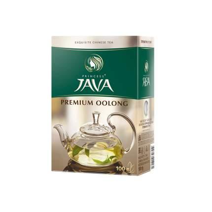 Чай зеленый листовой Принцесса Ява Премиум Улун 100 г