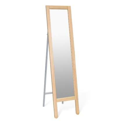 Зеркало напольное Leset Фиора, прозрачный лак