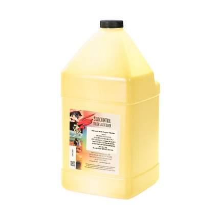 Тонер для лазерного принтера Static Control MPTCOL-1KG-YOS желтый