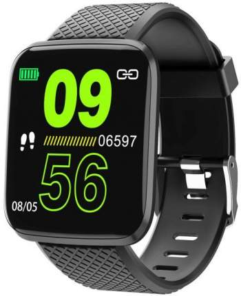 Смарт-часы Smarterra FitMaster Aura Black/Black