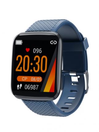 Смарт-часы SMARTERRA FitMaster Aura Blue