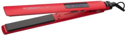 Выпрямитель волос Scarlett SC-HS60T81 Red