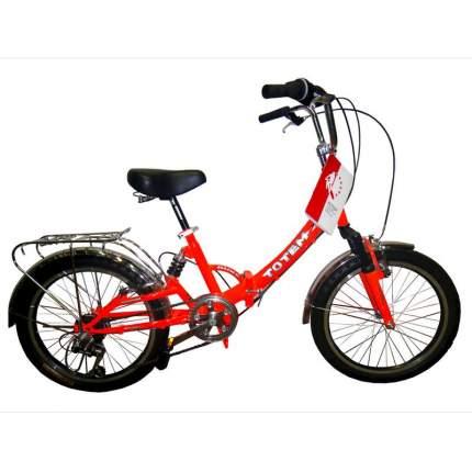 """Велосипед Totem SF-461 2019 16"""" красный"""