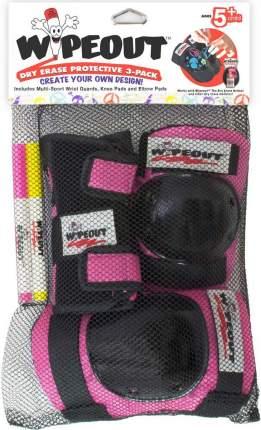 Комплект защиты Wipeout 3 в 1; pink; M