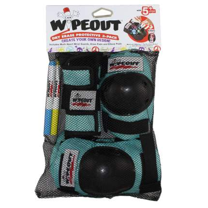 Комплект защиты Wipeout Teal (M 5+)[3 в 1]