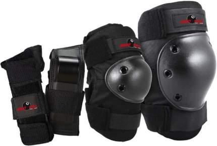 Комплект защиты Eight Ball Black S/M (5+/8+)[3 в 1]