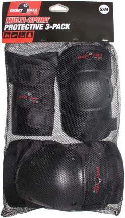 Комплект защиты Eight Ball 3 в 1; black; S/M