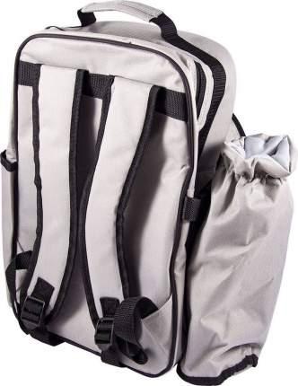 Набор для пикника на 4 персоны в рюкзаке, 36x21x42 см, арт. 130020