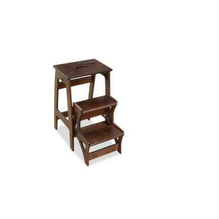 Табурет Мебель Welcome ТС-3-ОР 40х60х65 см, орех