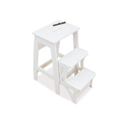 Табурет Мебель Welcome ТС-3-МЛ 40х60х65 см, молочный