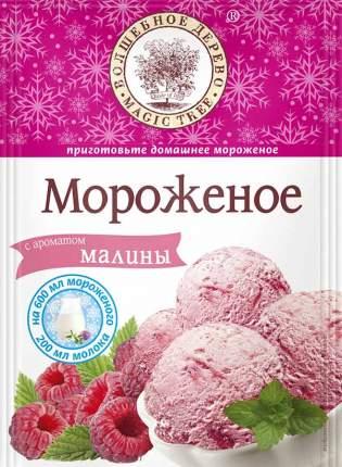 Мороженое с ароматом Малины 70г, Волшебное дерево