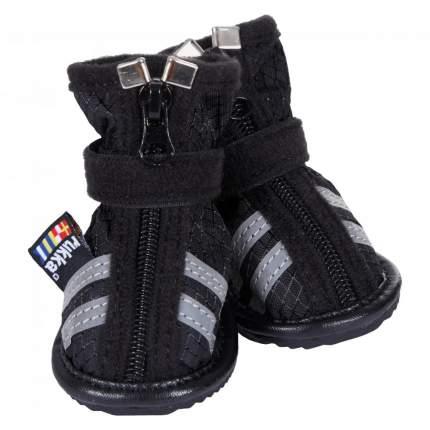 Обувь для собак Rukka размер XXL, 8,5см черный