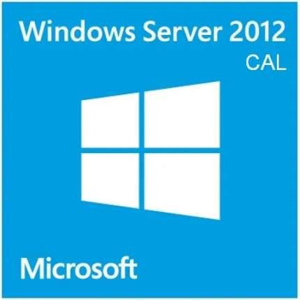 Программное обеспечение Lenovo TopSeller Windows Server CAL 2012 5 устройств, бессрочно