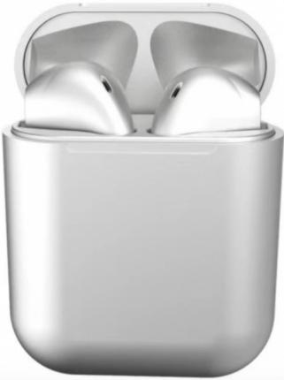 Беспроводные наушники TWS Inpods 12 Eleven White