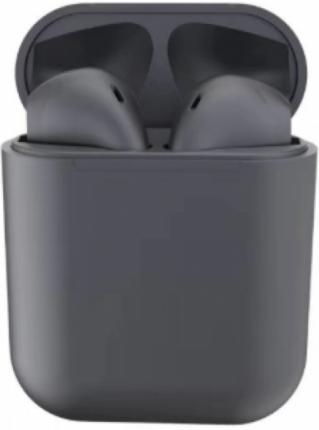 Беспроводные наушники TWS Inpods 12 Eleven Dark Grey