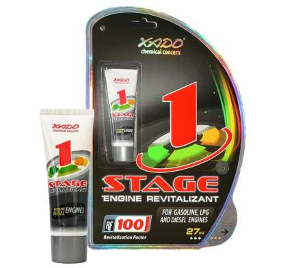 Xado Xa 10024 1 Stage Для Бензинового И Дизельного Двигателя (Блистер 27 Мл) Хадо арт. XA