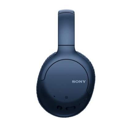 Беспроводные наушники Sony WH-CH710N Blue