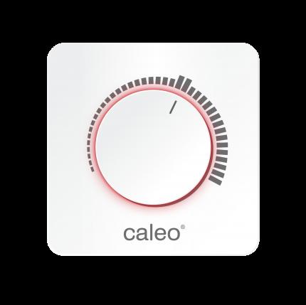 Терморегулятор CALEO С450 накладной, аналоговый, 3,5 кВт