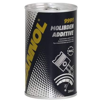 9991 MANNOL Molibden Additive 300 мл. Присадка для снижения трения