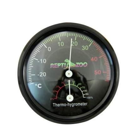 Термометр/гигрометр для террариумов ReptiZoo R0193, аналоговый