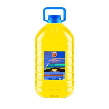 Жидкость омывателя летняя лимон 5л ЭЛТРАНС