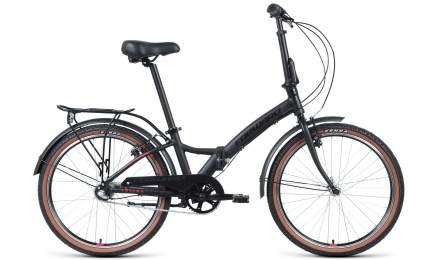 Велосипед Forward Enigma 24 3.0 2020 One Size black/черный