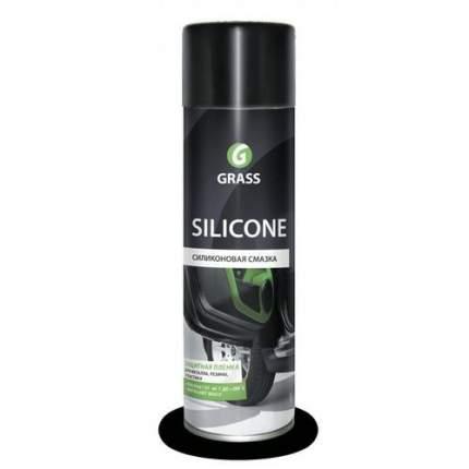Смазка силиконовая GRASS SILICONE (400мл) аэрозоль 400 мл. 110206