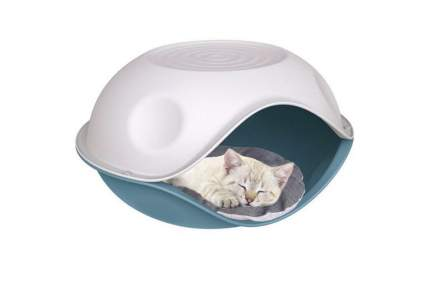 Домик для кошек и собак Georplast Duck Plain, в ассортименте, 57х48х32 см