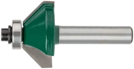 Фреза кромочная конусная с подшипником 30х12х57,3мм FIT 3607-081230