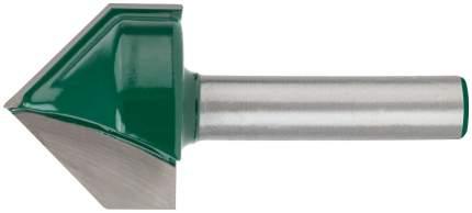 Фреза пазовая V-образная 25х20,7х55,7мм FIT 3603-082125