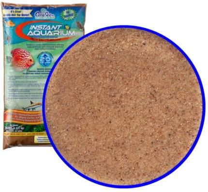 Натуральный песок аквариумов CaribSea Instand Aquarium SUNSET GOLD, золотистый, 9кг
