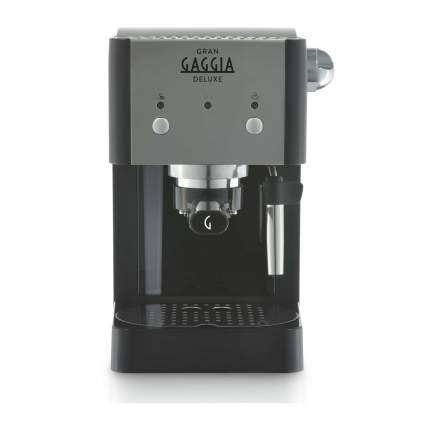 Рожковая кофеварка Gaggia Gran De Luxe RI8425/11 Black