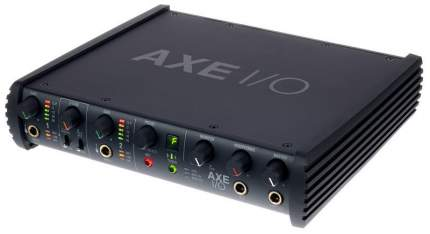 Аудио-интерфейс IK Multimedia AXE I/O Black