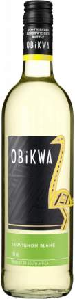 Вино Обиква СовБлан  бел.сух.0,75.л.12%