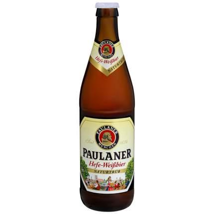 Пиво Пауланер Хефе-Вайсбир 5,5% ст/б0,5л