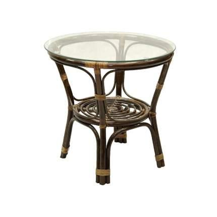 Стол для дачи Экодизайн Багама 03/10А Б brown 60x60x55 см