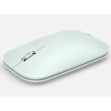 Беспроводная мышь Microsoft Modern Mobile Mint (KTF-00027)