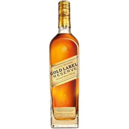 Виски ДжонниУокерГолд 0.7 п/у