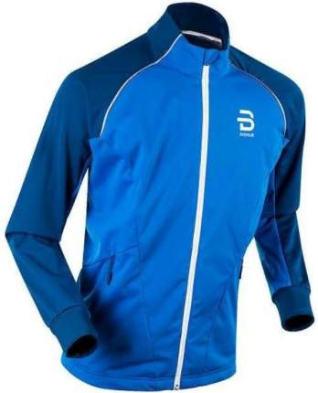 Куртка Беговая Bjorn Daehlie 2019-20 Jacket Effect Estate Blue (Us:m)