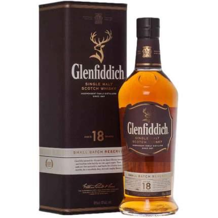 Виски Гленфиддик 18*0,5 п/у40%