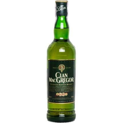 Виски Клан МакГрегор 40% 0,5