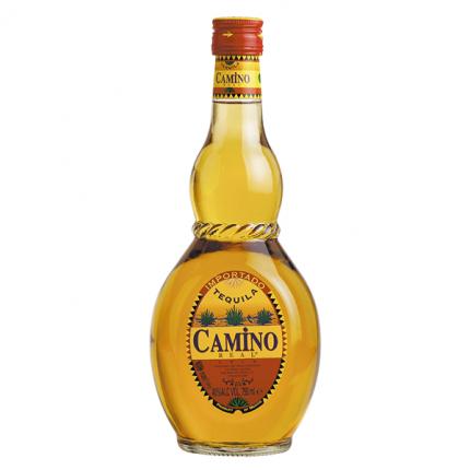 Текила Камино Реал Золотая 0.75