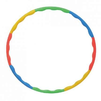 Массажный обруч LiveUp Hula-Hoop 88 см разноцветный