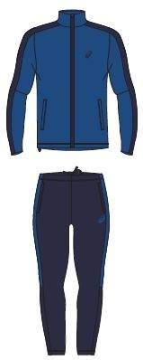 Мужской костюм Asics Lined 2051A026-400, синий, L INT
