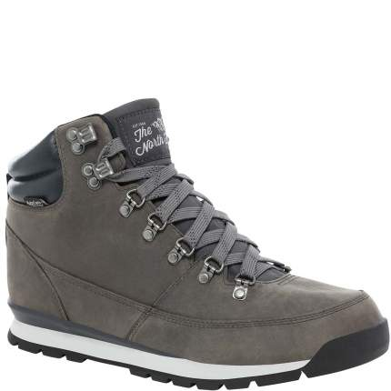 Ботинки The North Face Back-To-Berkeley, zinc grey/ebony grey, 9 US