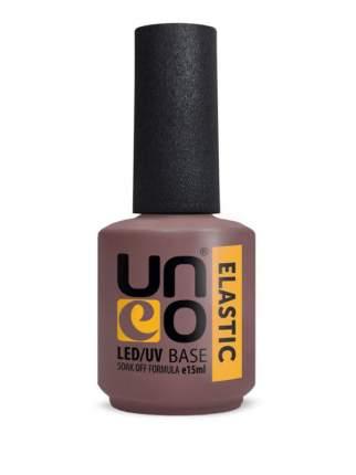Базовое покрытие для гель-лака «Uno» ELASTIC, 15мл