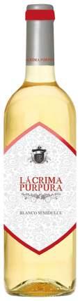 Вино Лакрима Пурпура п/сл бел 0,75